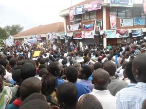 MUSO campaign kamukunji