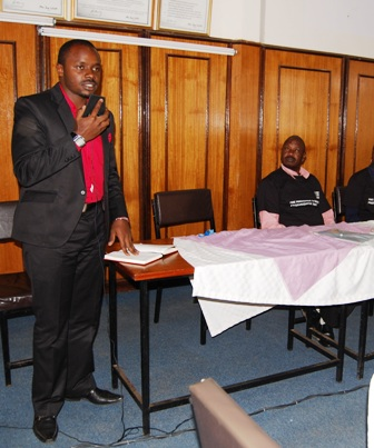 MUSO director, Eric Kinaga once again leads in launching a remarkable initiative in Moi