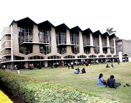 The University of Nairobi Academic Ambience