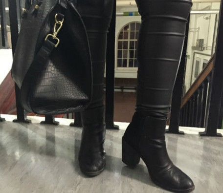 boots in campus