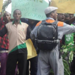 Technical University of Mombasa Student Organization chair Benmark Nganga suspended from Campus