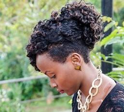 Trending Hair style in kenya