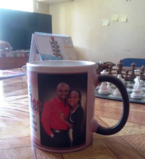 Couple Mug Branding