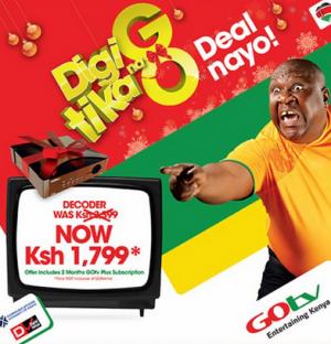 Digitika Na GoTv offers