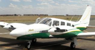 Kenya school of flying Aircraft
