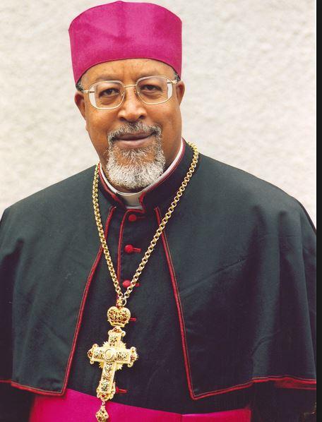 Cardinal Berhaneyesus Demerew Souraphiel