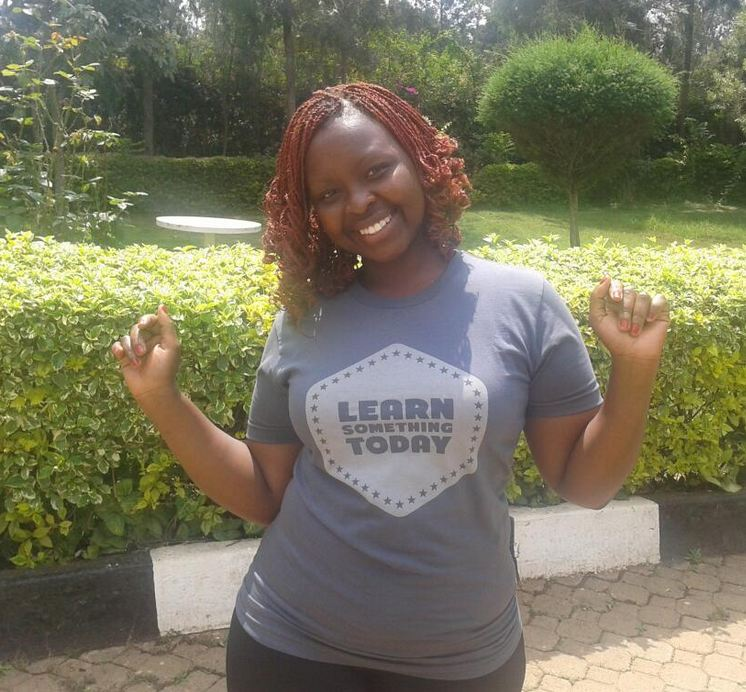 Kenyayote Young entrepreneur focus is on Martha Chumo who is the founder of a Tech school: The Dev School