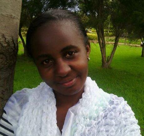 Charity Maina's Last message that she dedicated to her fallen father Maina Kamau