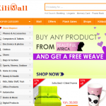 Kilimall : The first Online Shopping Mall in Kenya