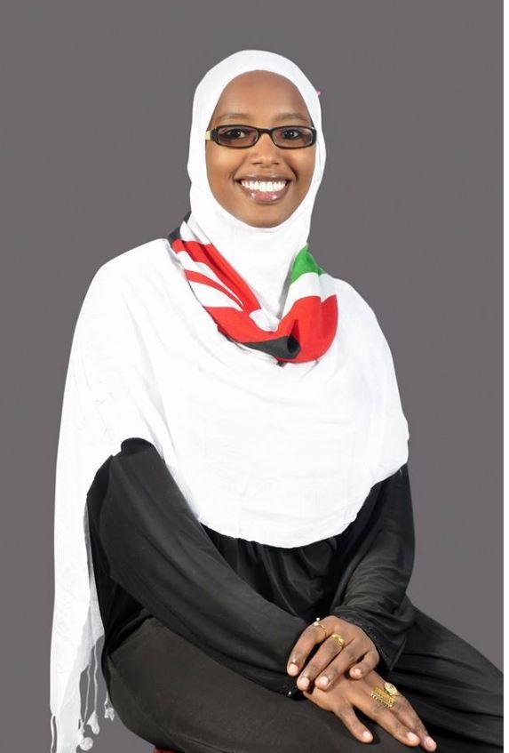 Maimuna Said top ladies in kenya