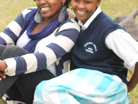 Naomi Mumbi inspiring ladies