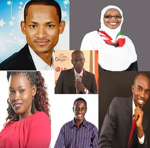 Top 100 most influential students in Kenya 2015