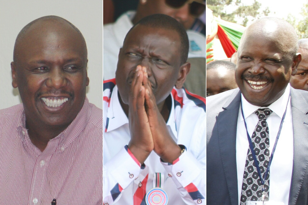William Ruto: Isaac Ruto and Gideon Moi want me imprisoned at the Hague