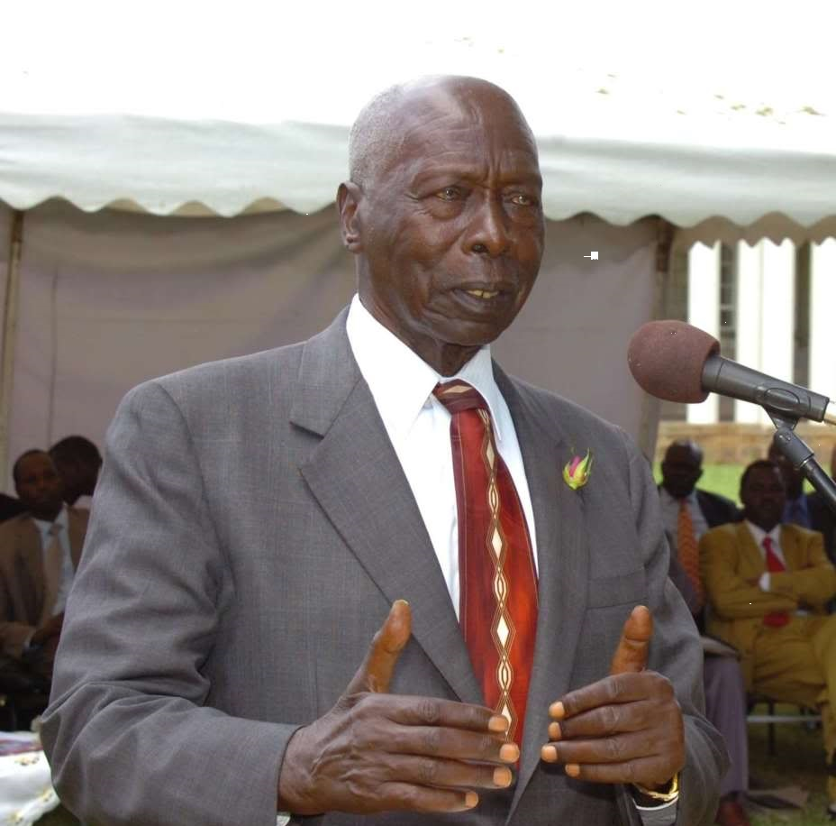 Daniel Arap Moi warns Nation to stop spreading propaganda that he met with Uhuru and Ruto secretly
