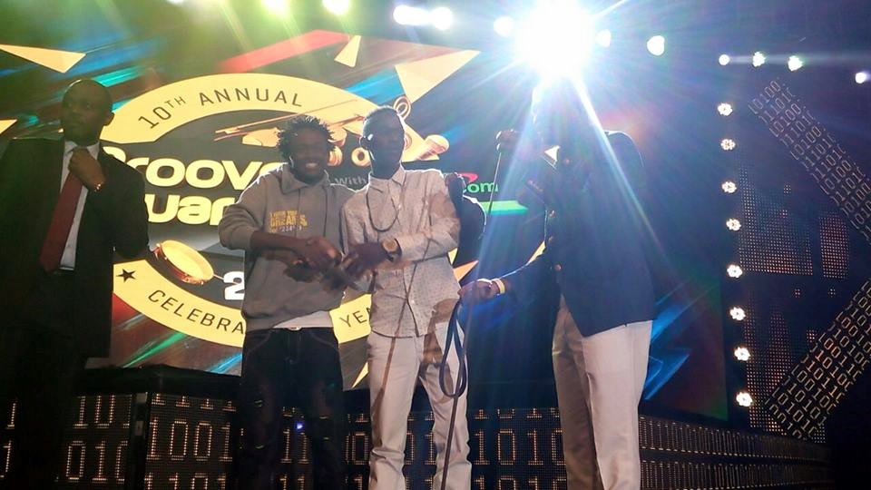 List of Groove award winners 2015: Safaricom gospel music awards