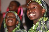 Student who lost his sister in Garissa attack moves crowd in Drama festival performance