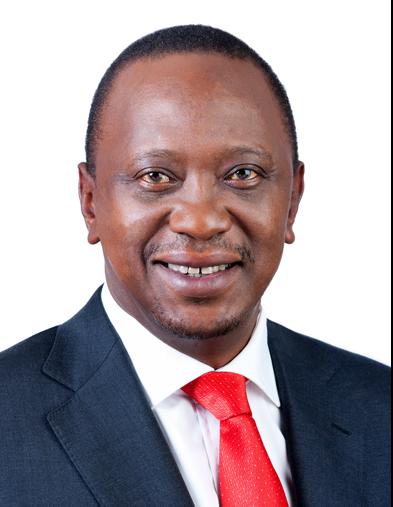 Uhuru Muigai Kenyatta-Kenya president