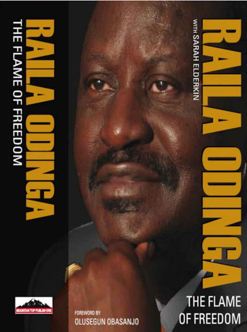 flame of freedom by raila odinga