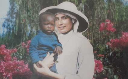 sister irene stefani beatification nyeri kenya