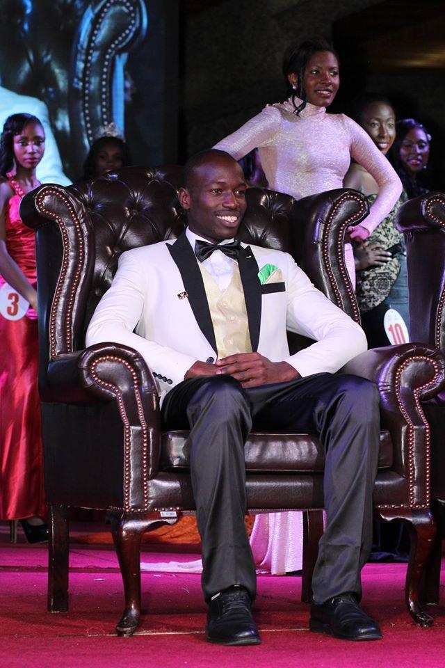 Rwanda's Miss College of Business and Economics (CBE) 2015 ...