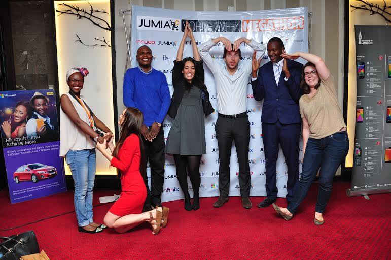 jumia mobile week photo