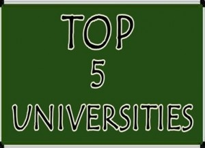 top universities in kenya