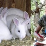 Young entrepreneur focus of the week is 19 year Laetitia Victoria who is the founder, Women's Rabbit Association