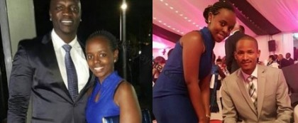 Kenya University Students Organisation  (KUSO) photos  at the state dinner attended by Obama