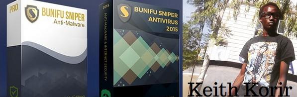bunifu antivirus keith korir