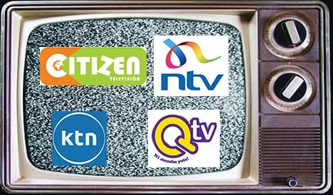 TV programme guide for Citizen TV, NTV, KTN TV, KBC and K24: Weekly