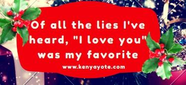 broken heart love quote