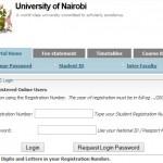University of Nairobi Online room application for academic year 2016/2017 begins