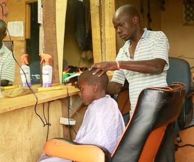 young entrepreneur kenyayote