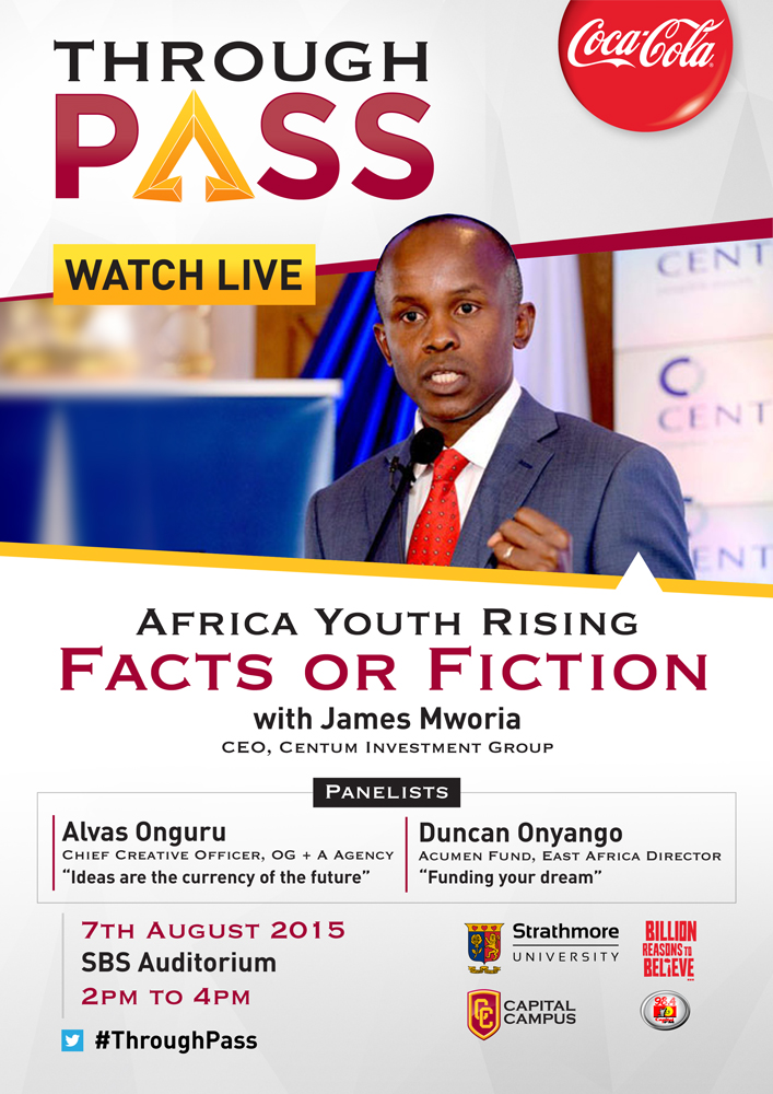 africa youth rising event