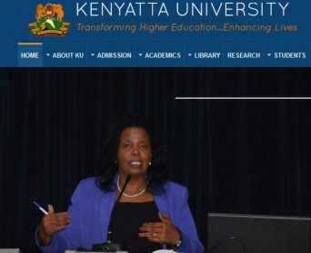 KUCCPS Kenyatta University admission list and first year requirements, 2015