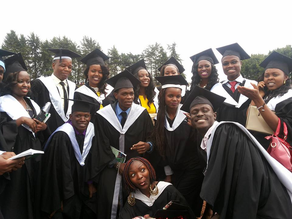 Moi University 31st Graduation Ceremony, December