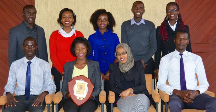 strathmore university student leaders