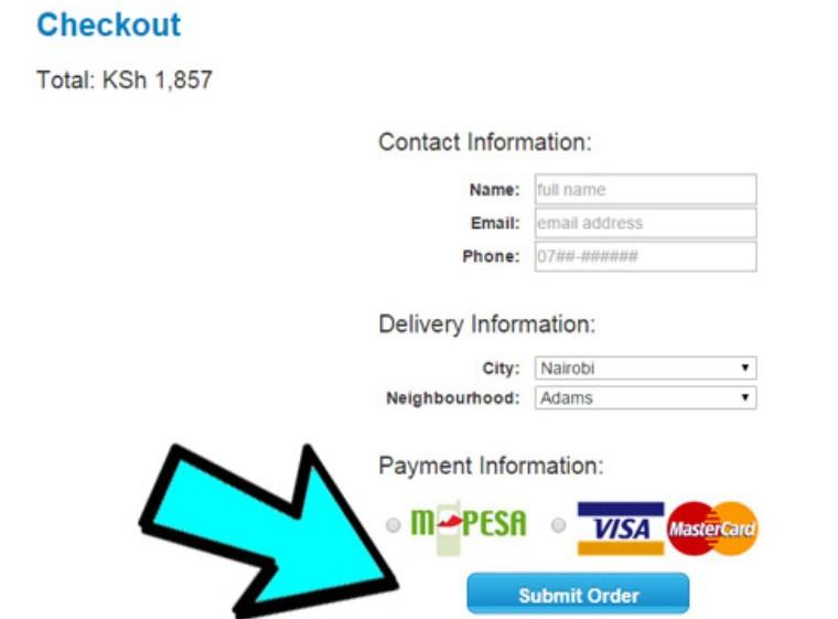 acheter des produits d'Amazon et eBay au Kenya