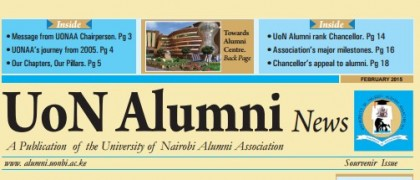 University of Nairobi Alumni Association Meeting and Elections