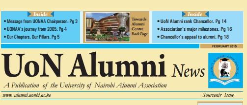 uon alumni news kenya