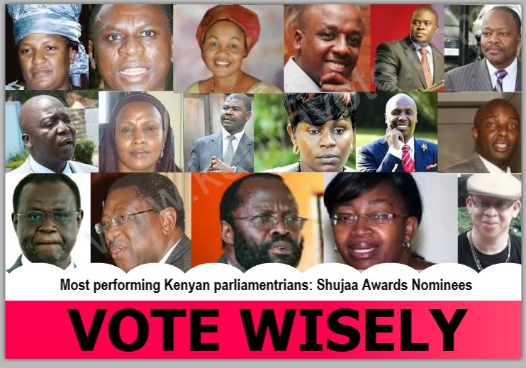 best kenyan mps