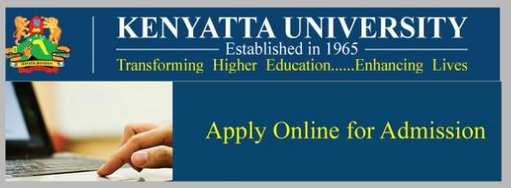 kenyatta university intakes