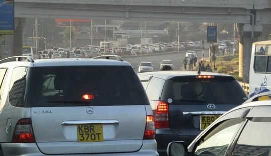 taxi driver in kenya