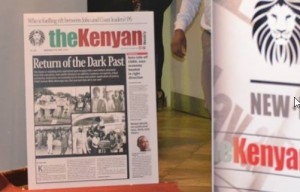thekenyan newspaper odm
