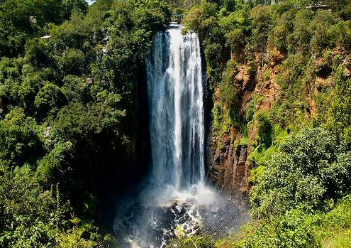 thompson falls in nanyuki