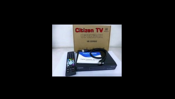 citizen tv digital box decoder