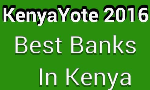 best banks in kenya