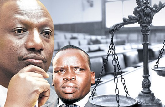 ruto sang heague case