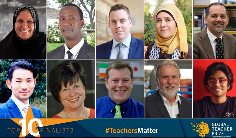 top teachers globaly