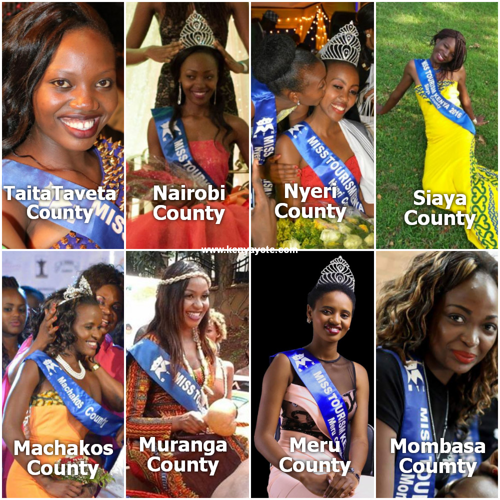 Miss Tourism Kenya Counties
